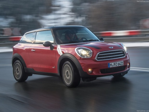 MINI Paceman All4 llega a Brasil