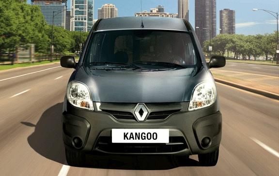 Nueva Renault Kangoo en Argentina desde $ 89.900