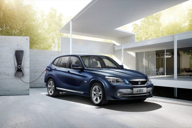 Zinoro E1, un BMW X1 en China