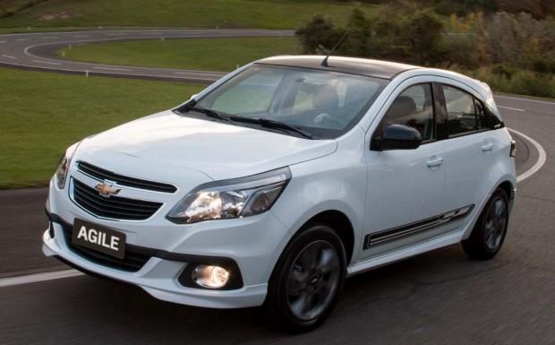 Nuevo Chevrolet Agile Effect
