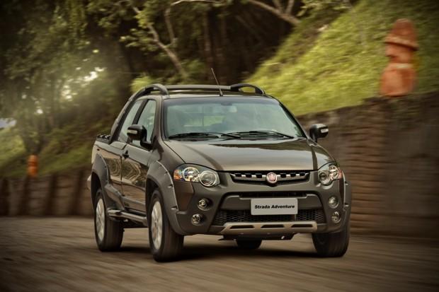 Fiat Strada, la pick-up liviana más vendida por tercer año consecutivo