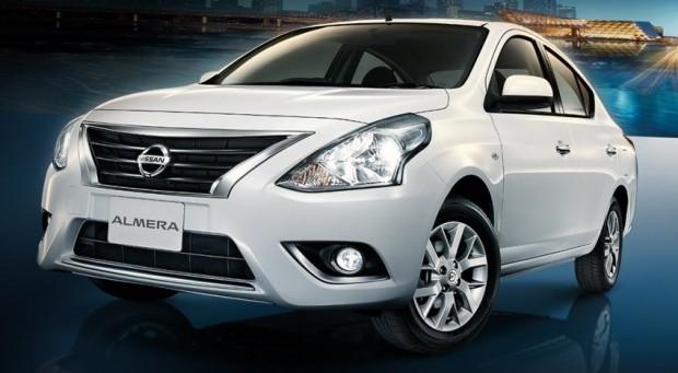 Nissan Almera gama 2014