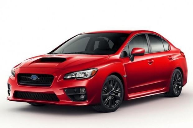 El nuevo Subaru WRX STi será presentado en el próximo Salón de Detroit