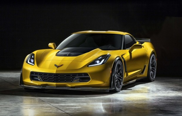 Nuevo Chevrolet Corvette 2015
