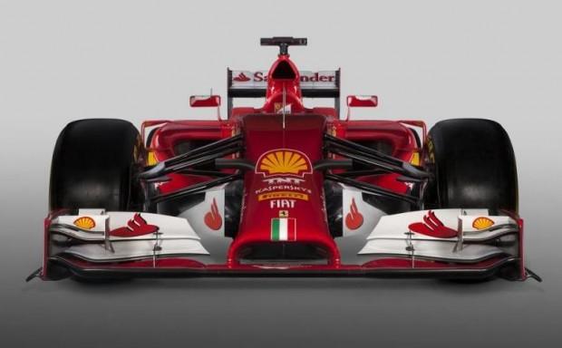 Ferrari F14-T, El Nuevo Monoplaza Para La F1