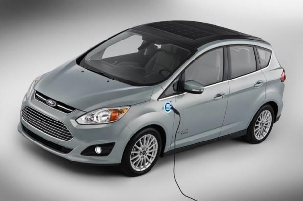 Ford C-Max Energi Solar Concept