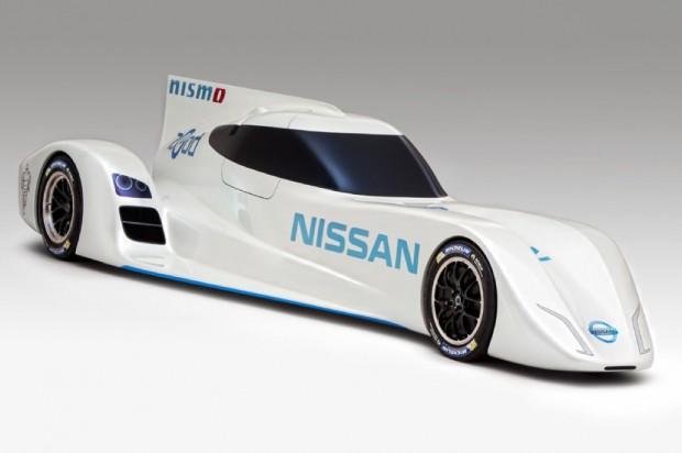 Nissan ZEOD RC, Con 400 CV y Un Motor De 40 kg
