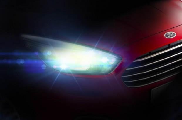 Nuevo Ford Ka Sedan, primer teaser oficial