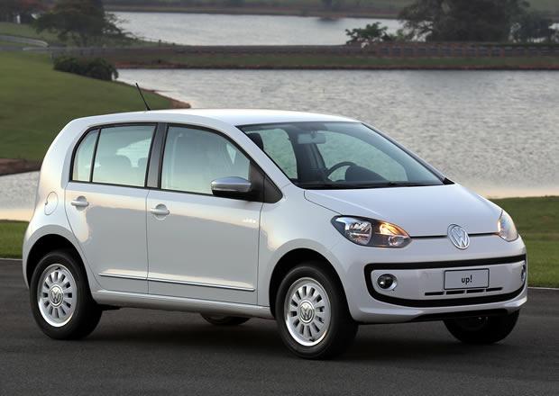 Volkswagen Up! Fabricado en Brasil