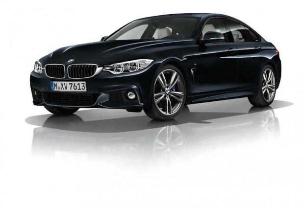El BMW Serie 4 Gran Coupe será presentado oficialmente en el Salón de Ginebra