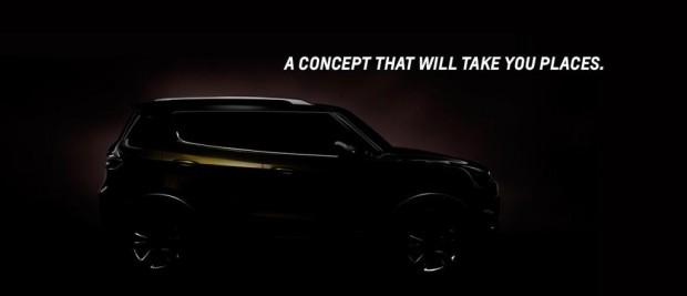 Chevrolet Adra, primer teaser oficial
