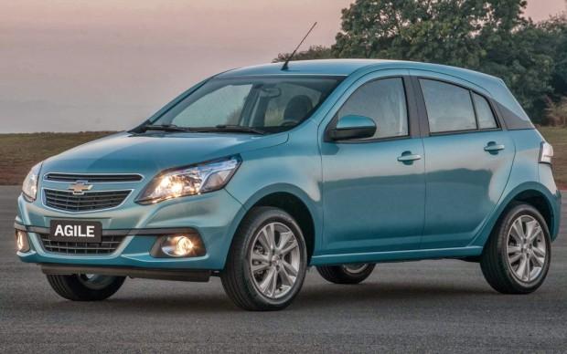 Chevrolet Agile y Classic llamados a revisión en Brasil