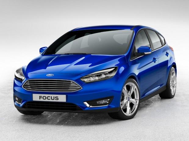 Nuevo Ford Focus con motor Ecoboost de 1.0 litros