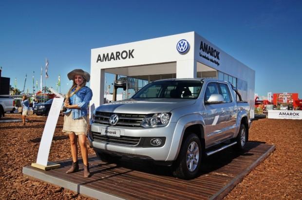 Volkswagen estará presente en Expoagro