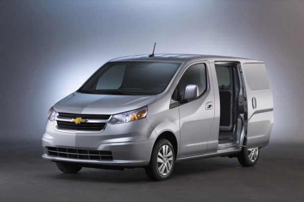 Chevrolet City Express Van
