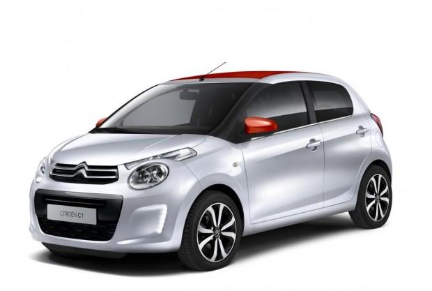 Nuevo Citroën C1 2014