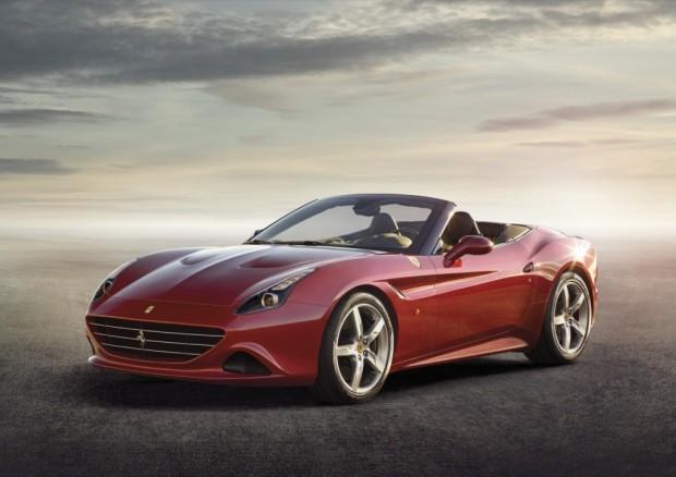 Ferrari California T, primeros datos oficiales