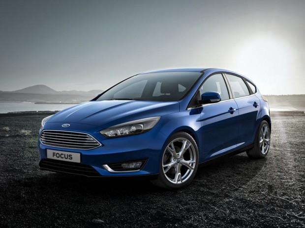 Ford Focus Diseño 2014, Video