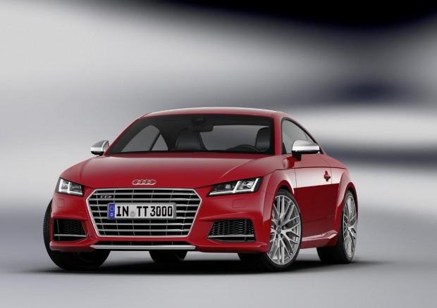 Nuevo Audi TT 2015