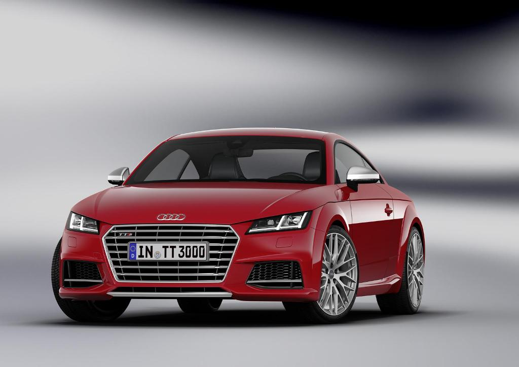 nuevo audi tt 2015 mundoautomotor. Black Bedroom Furniture Sets. Home Design Ideas