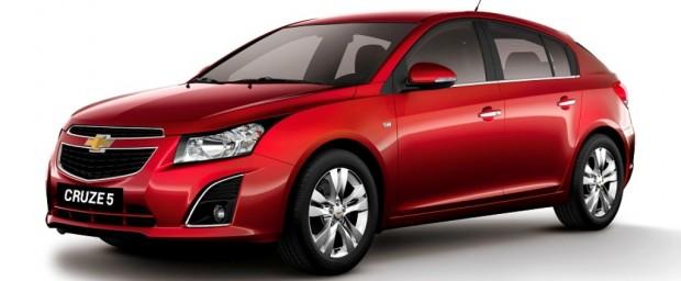 Chevrolet Cruze 2014, incorpora nueva tecnología y seguridad de alto desempeño