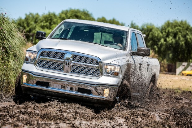 La pick up Ram 2014 hace su debut en ExpoAgro