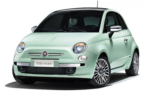 Fiat 500 MY 2014, debuta en el Salón de Ginebra