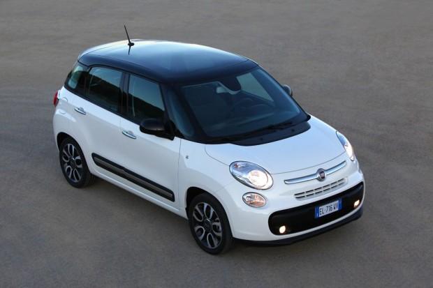 El Fiat 500L es llamado a revisión en USA