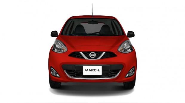 Nissan March 2014, con nuevo diseño y más equipamiento