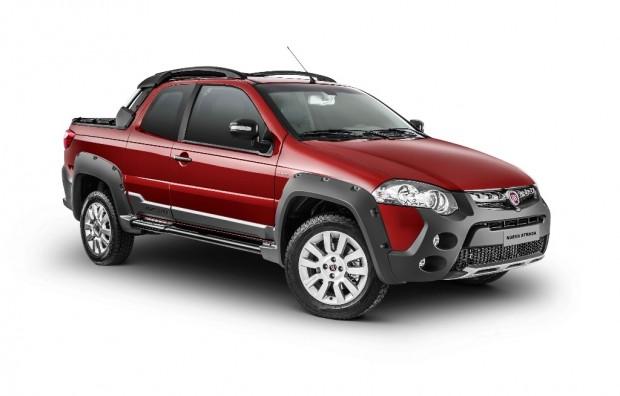 Nueva Fiat Strada 2014
