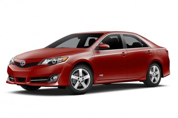 El nuevo Toyota Camry será presentado en el Salón de New York