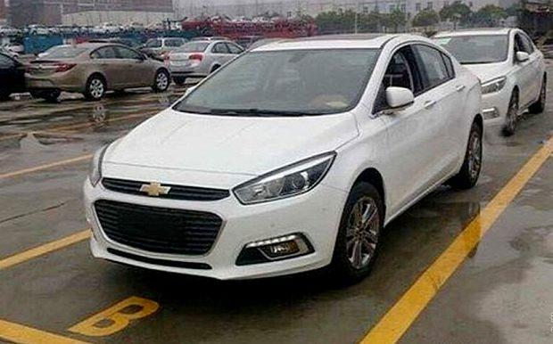 Chevrolet Cruze, Nueva Generación 2015