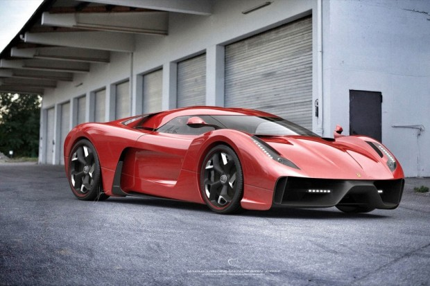 Ferrari Proyecto F