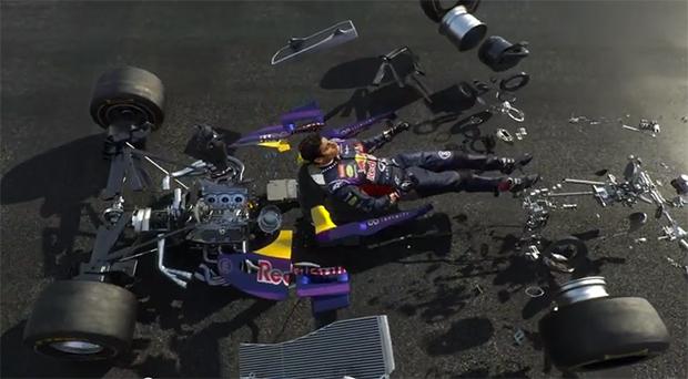 Red Bull Explica Las Reglas Para La Formula 1 2014