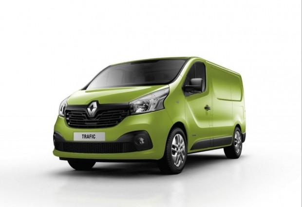 Nueva Renault Trafic