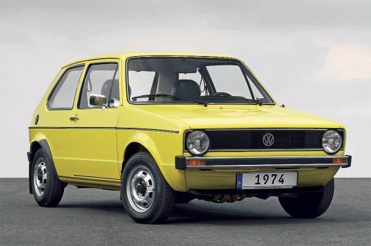 Volkswagen Golf, 40 años