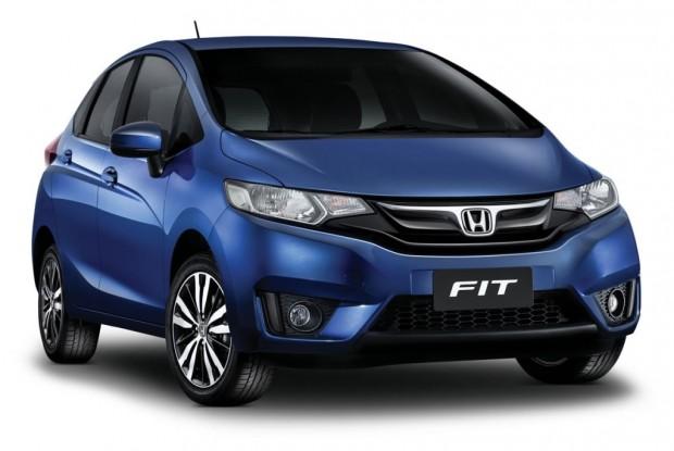 El nuevo Honda Fit se presentó oficialmente en Brasil