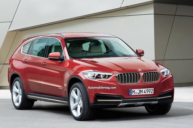 BMW X7, Anuncio Oficial