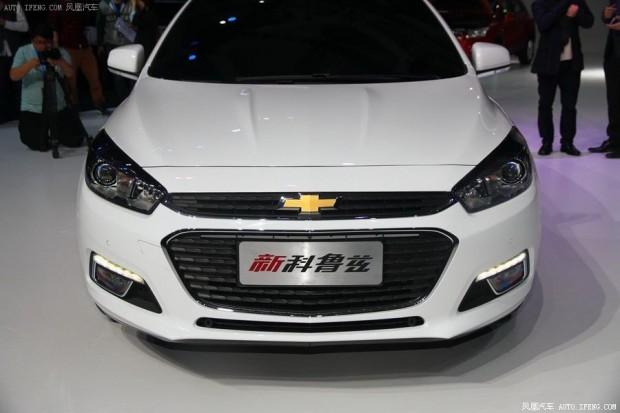 Nuevo Chevrolet Cruze 2015, Presentado en Beijing