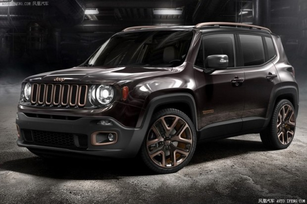 Jeep Renegade Apollo