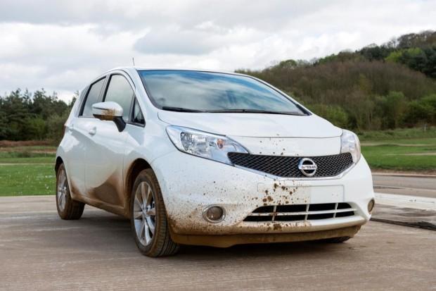 Nissan Note con Pintura Auto-Lavable