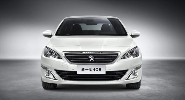 Nuevo Peugeot 408 Sedán