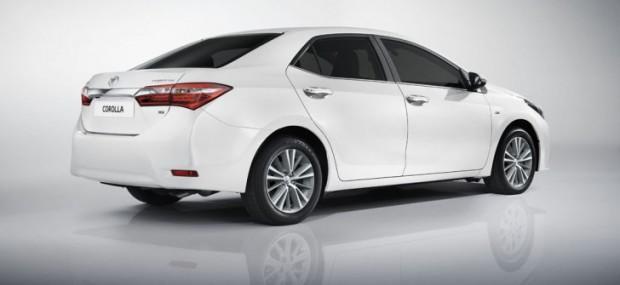 Nuevo Toyota Corolla, Llega a Argentina