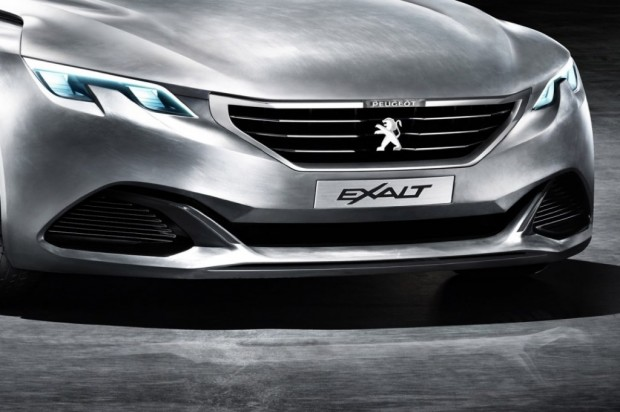 Peugeot Exalt Concept [nuevas agregadas]