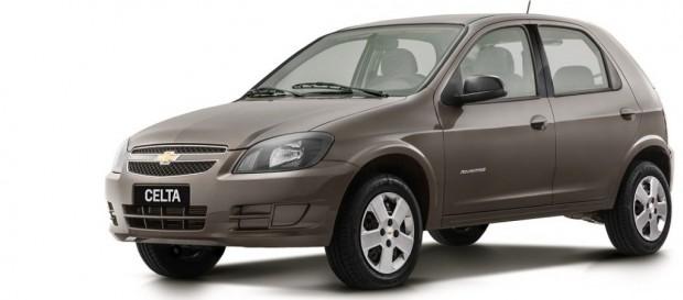 Chevrolet Celta Advantage desde 111.700 Pesos