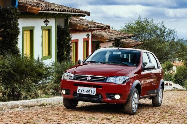 Nuevo Fiat Palio Way