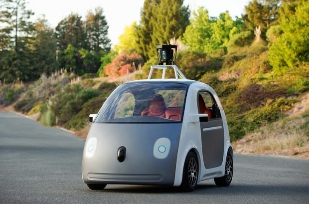 El Coche Autónomo de Google