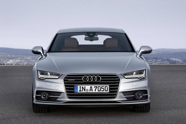 Audi A7 y S7 2015