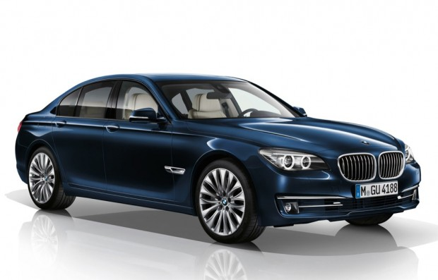 BMW Serie 7 Edición Exclusive
