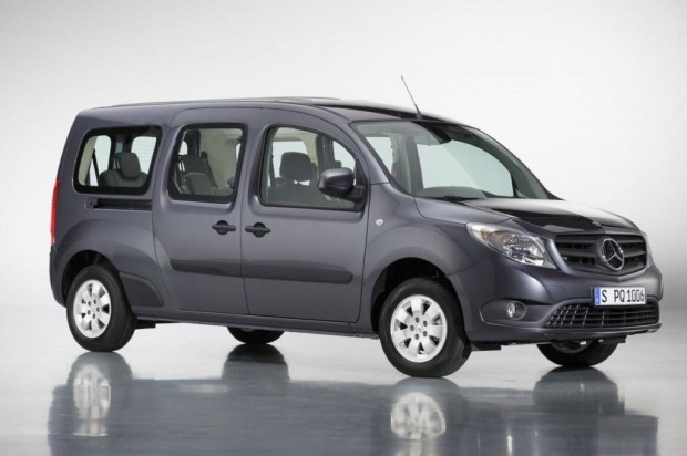 Mercedes Benz Citan Extra Larga